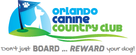 Orlando Canine Country Club Logo